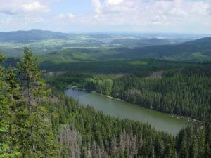 Plešné_jezero